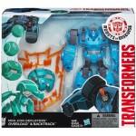 Transformers Mini-Con deployers Overload&Backtrack