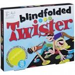 Twister bekötött szemmel ügyességi társasjáték - Hasbro