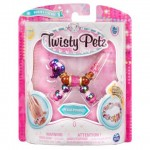 Twisty Petz egy darabos kutyus karkötő készlet - Petals Poodle