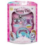 Twisty Petz: 3 darabos karkötő készítő - Elefánt és Kutyus