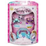 Twisty Petz: 3 darabos karkötő készítő - Panda és Nyuszi