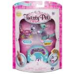 Twisty Petz: 3 darabos karkötő készítő - Egér és Kenguru