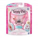 Twisty Petz egy darabos karkötő készlet - ezüst kutyus