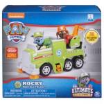 Mancs őrjárat: Rocky ultimate újrahasznosító jármű szett