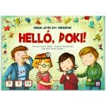 Helló, Doki! társasjáték - 3 játék 1 dobozban