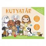 Pitypang és Lili: Kutyatár 4 az 1-ben kártyajáték - Pagony