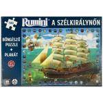 Rumini a Szélkirálynőn 180 darabos böngésző puzzle plakáttal