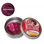 Intelligens Gyurma - csillám málna (mágneses piros/viola)