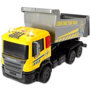 Dickie Toys: City Builder dömper