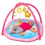Smoby Cotoons: activity szőnyeg - rózsaszín