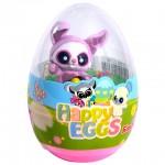 Yoohoo és barátai figuraszett tojásban - Happy egg