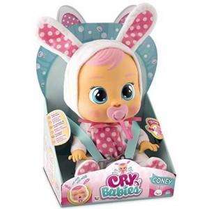 Cry babies interaktív könnyes babák - Connie