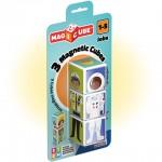 Geomag Magicube Munkák mágneses kockaépítő 3db-os szett
