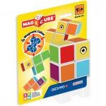 Geomag Magicube mágneses építőkocka kezdő csomag