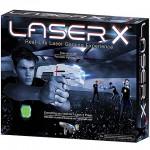 Laser-X lézerfegyver 1 személyes szett