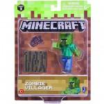 Minecraft, falusi zombie