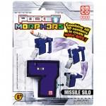 Pocket Morphers 7 Rakéta siló átalakítható figura