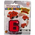 Pocket Morphers 6 Rakétavető átalakítható figura