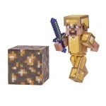 MInecraft, Steve arany páncélban
