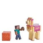 Minecraft, Steve lámával