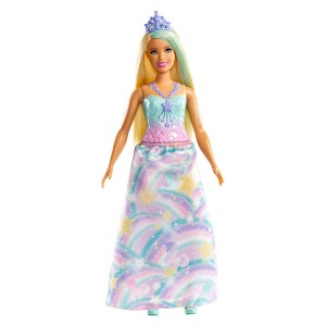 Barbie Dreamtopia: szőke hajú Barbie hercegnő