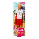 Barbie karrierista babák: vízimentő Ken