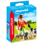 Playmobil 5380 - Ebparadicsom kutyasétáltatás