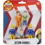 Sam a tűzoltó figurák - 5 db-os csomag