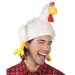 Csirke sapka jelmezhez