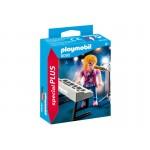 Playmobil 9095 - Énekesnő szintetizátorral