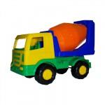 Betonkeverő teherautó 28,5 cm