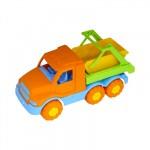 Konténerszállító autó 25,5 cm