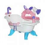 Játékbaba fürdető készlet