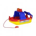Lagúna játék komp hajó