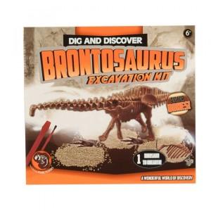 Dinoszaurusz régész készlet, Brontosaurus