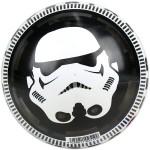 Star Wars gumilabda, 23 cm