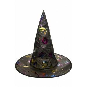 Boszorkány kalap - többszínű